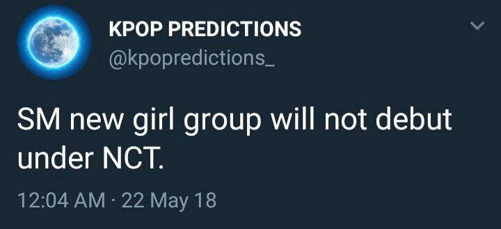 Kpop Predictions Twitter Update | K-Pop Amino