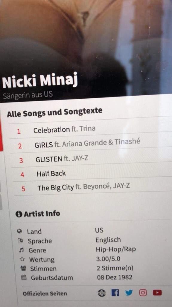 nicki minaj queen tracklist