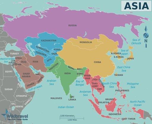 Asia capitals quiz | Travel Amino