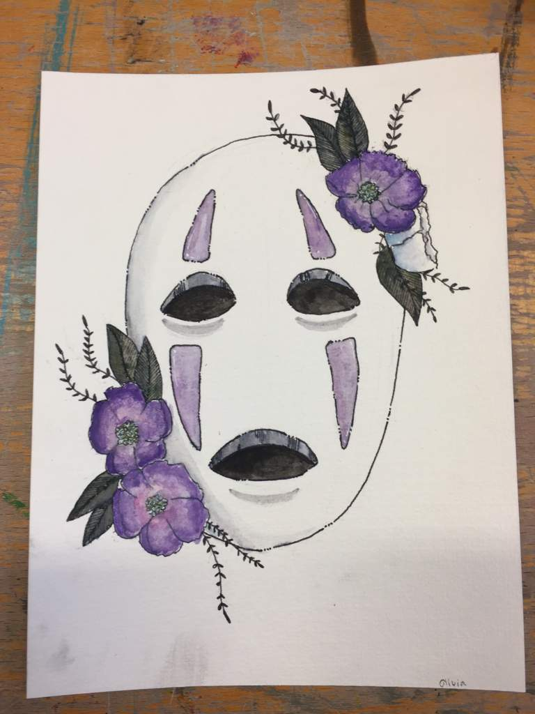 No Face From Spirited Away Fan Art Studio Ghibli Amino