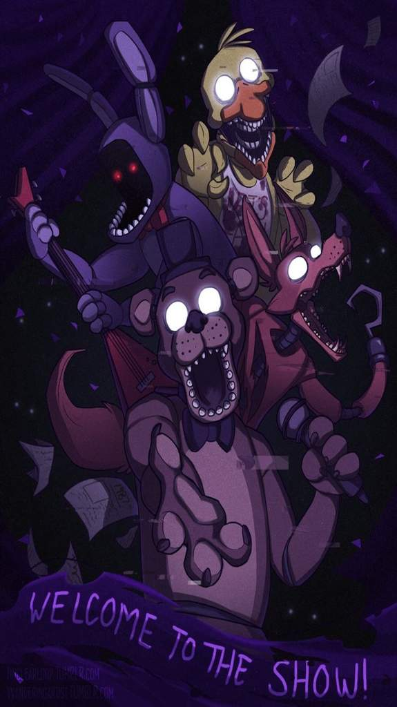 Anybody Know Where To Find Good Fnaf Wallpapers For Phone?