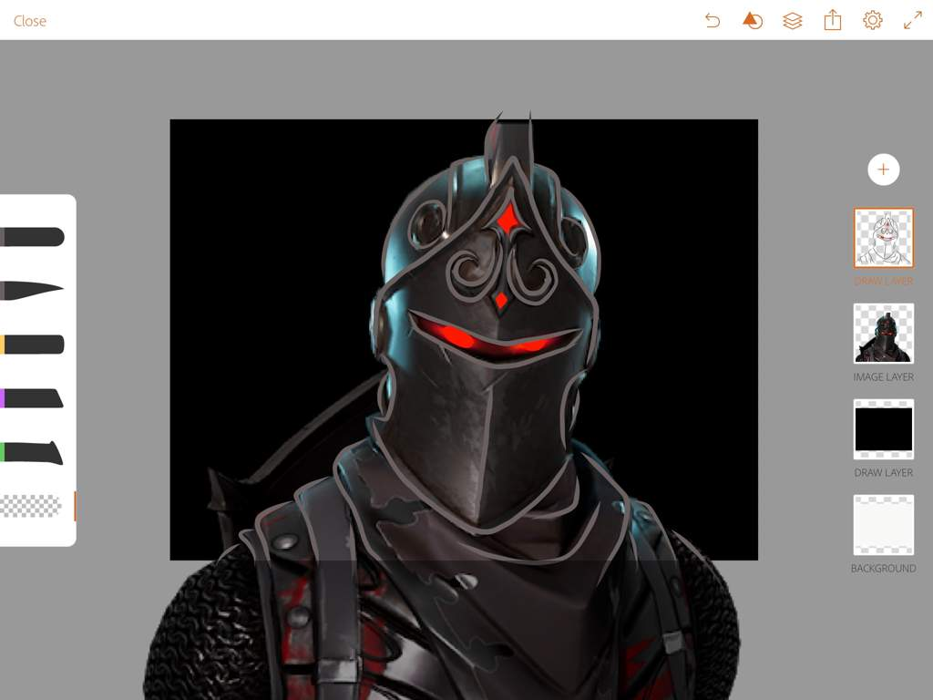 Black Knight Wallpaper Fortnite Battle Royale Armory Amino