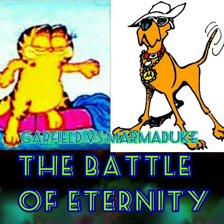 Ending The Debate Marmaduke Vs Garfield Comics Amino