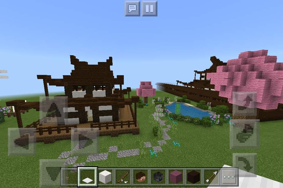 Simple Japanese House Minecraft Amino