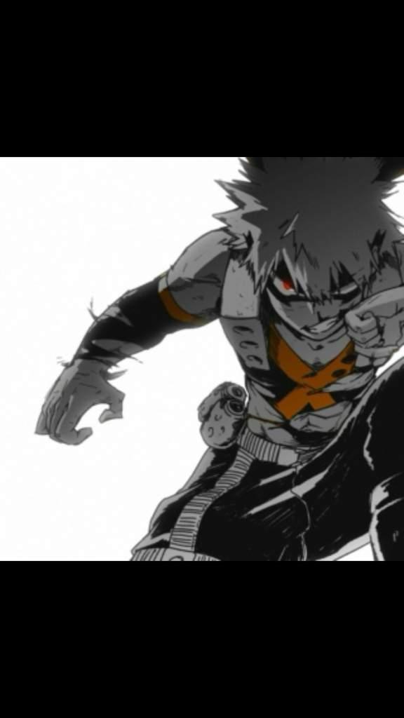Bakugou Katsuki {Neko} | My Hero Academia Amino