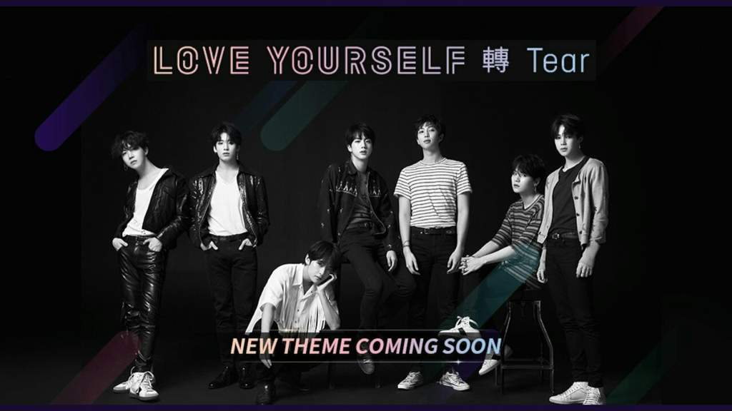 Love Yourself Tear In Superstar Bts Armys Amino
