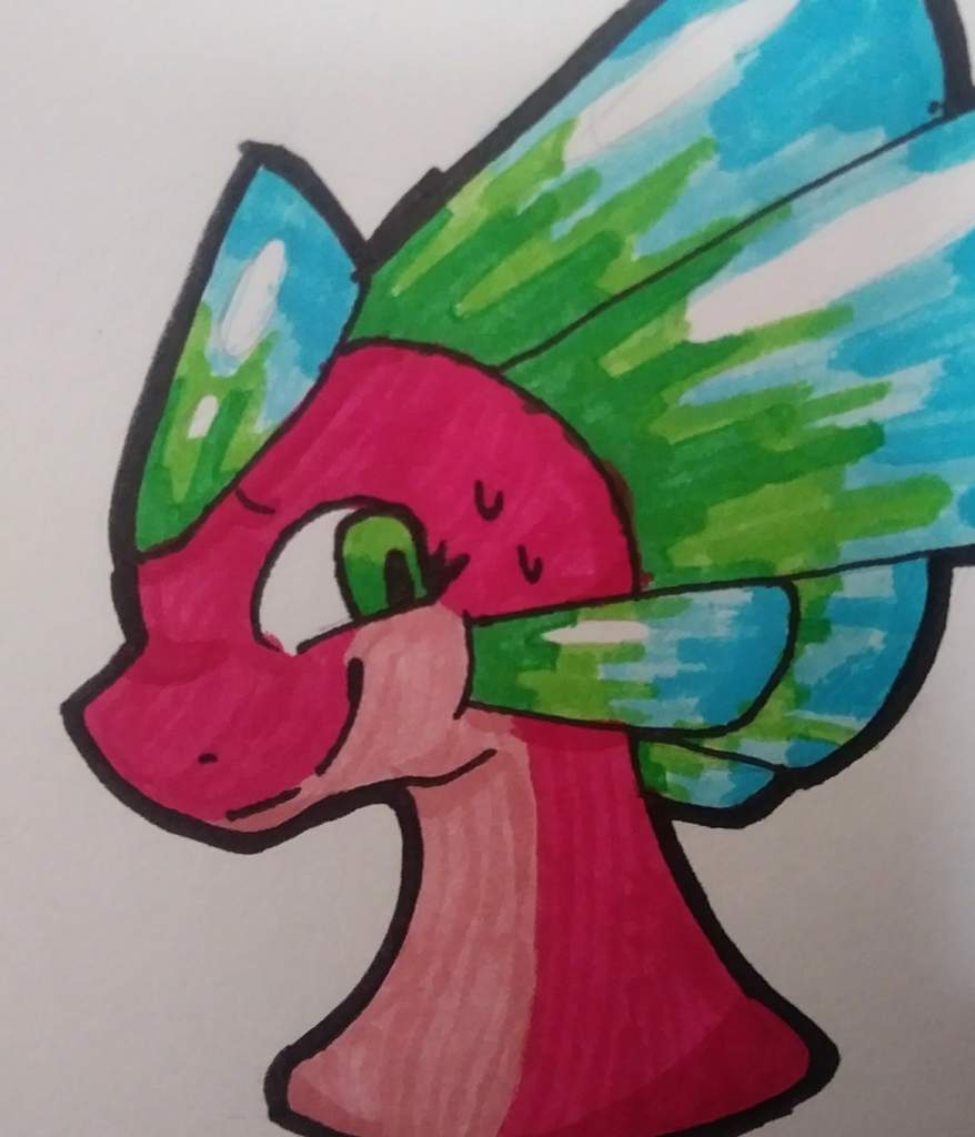 MoRe art dump? | Dragons! Amino