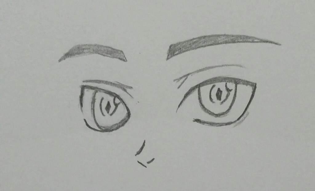 طريقة رسم عيون الانمي للمبتدئين لم يسبق له مثيل الصور Tier3 Xyz