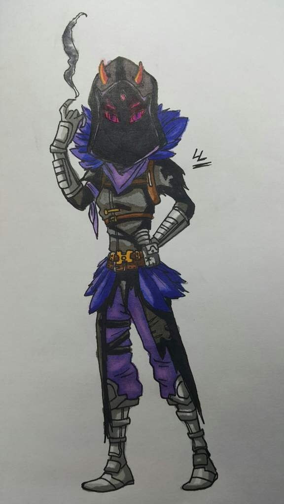 Fortnite Raven Paragon Ajicukrik Fortnite Figures Raven