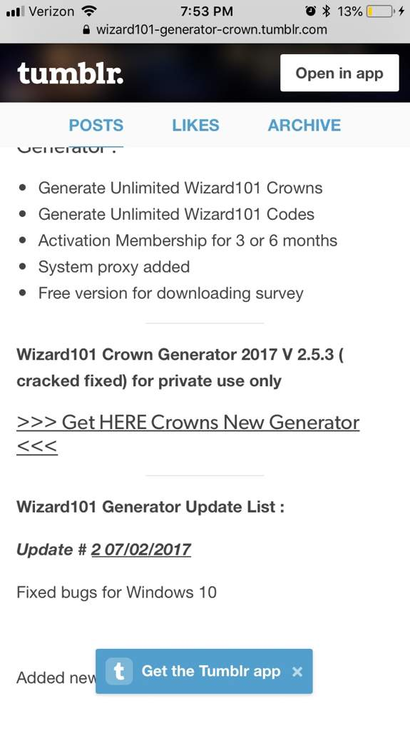 Ways Not to Get Free Crowns | Wizard101 Amino