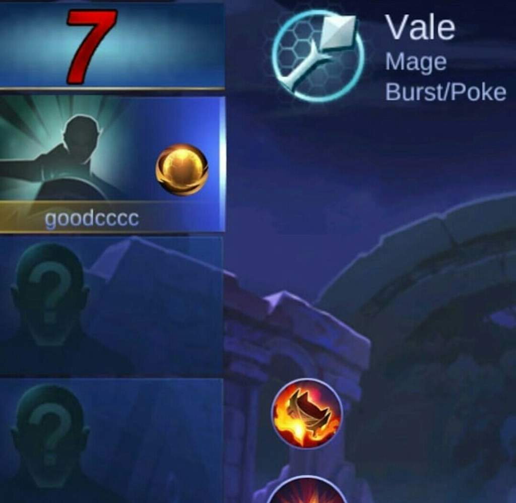 New Mage Vale