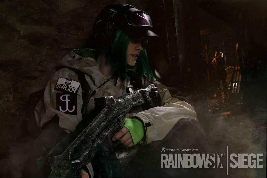 Ela bosak cosplay rainbow six siege amino - Rainbow six siege bosak ...