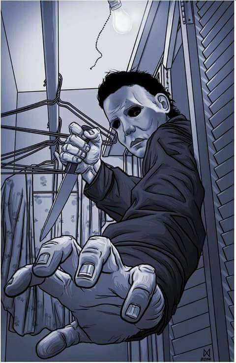 Horror art   Horror Amino
