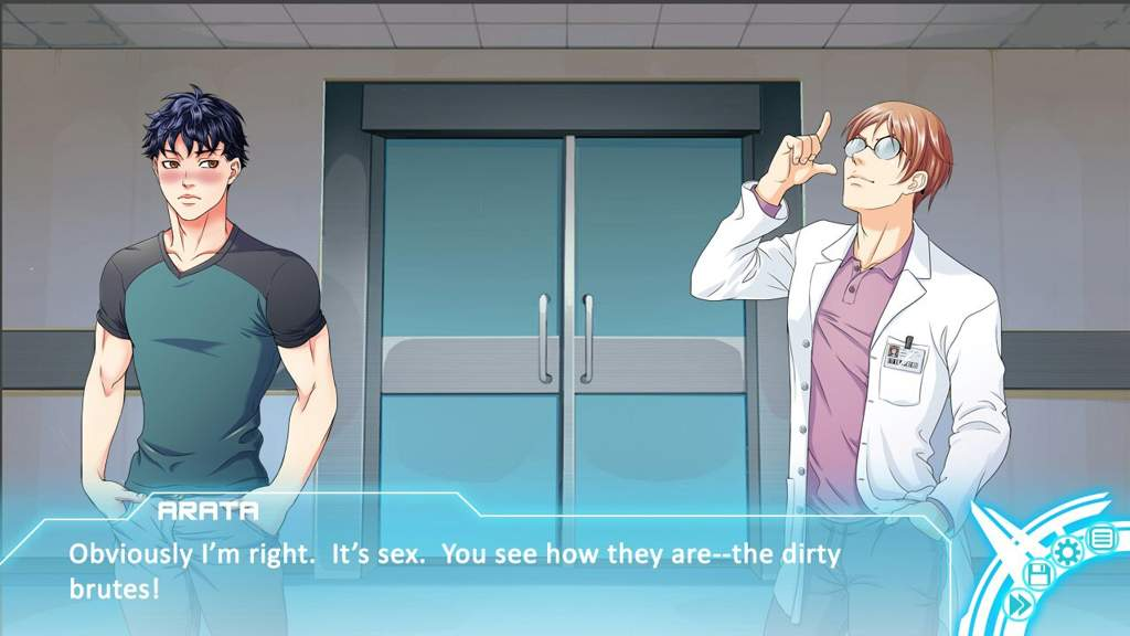 Dating Sim - Visual Novel