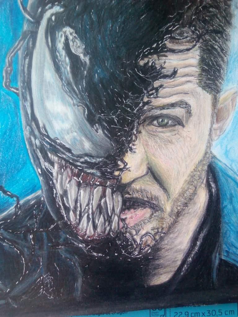 Dibujo de Venom   Dibu...