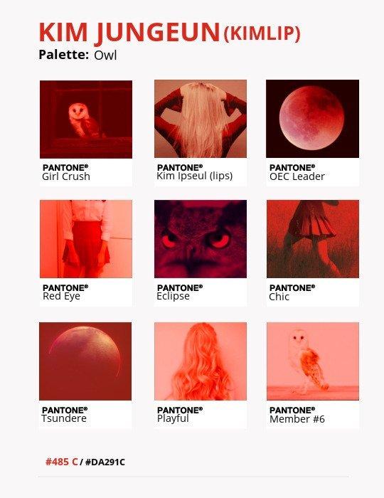 Pantone Series | LOOΠΔ Amino Amino