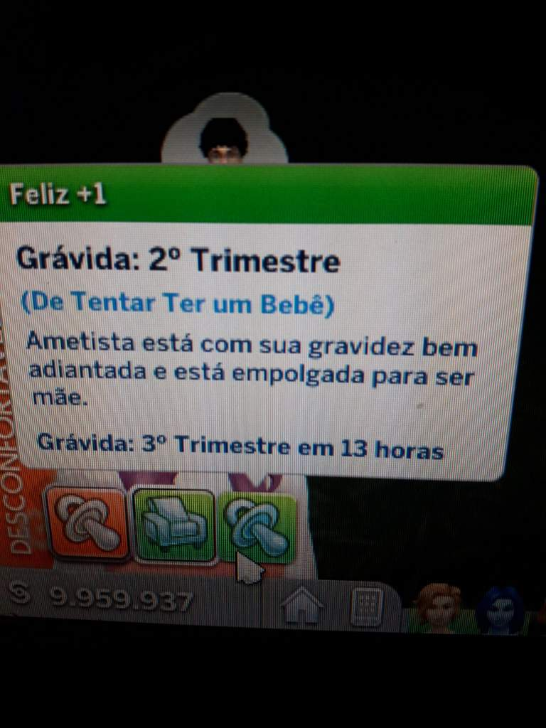 Ametista ta grávida no the Sims 4 :O | • Steven Universe BR