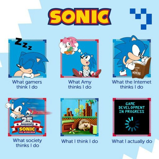 Sonic Mania: Android Gamejolt Page DOWN   Sonic the Hedgehog