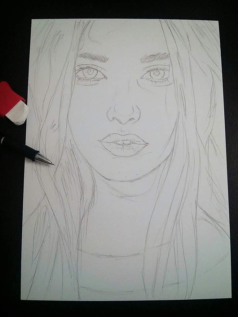 Realismo Colorido Olhos M Arte Amino
