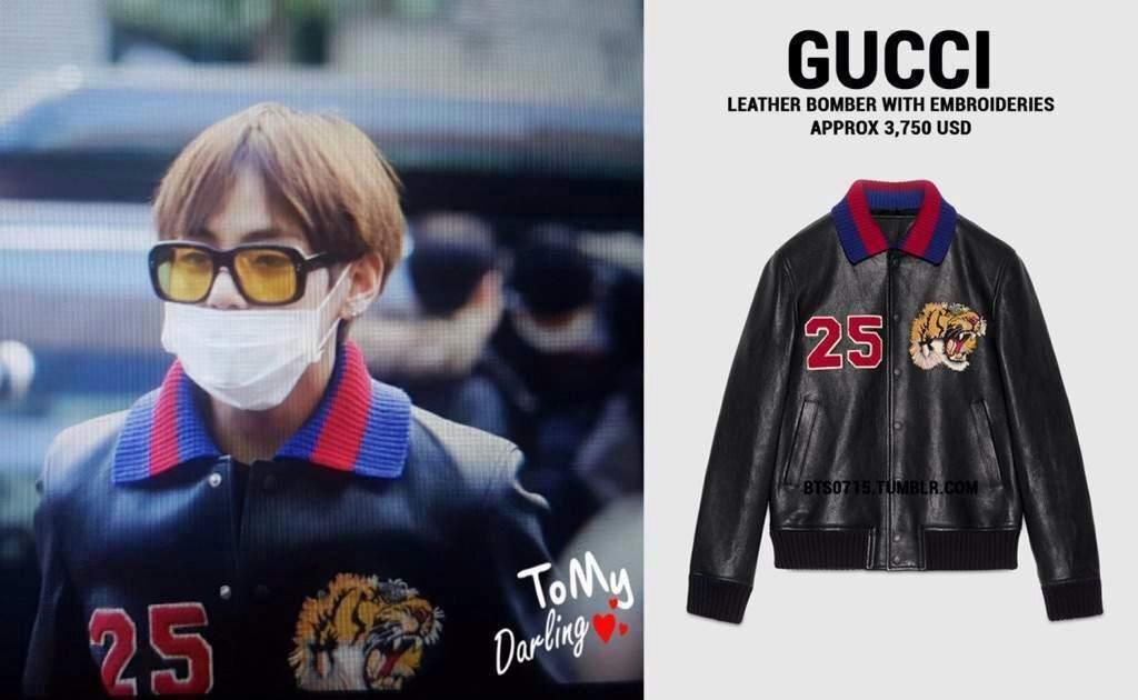 745e81c85 💲Kim taehyung's Gucci expenses💲 | ARMY's Amino