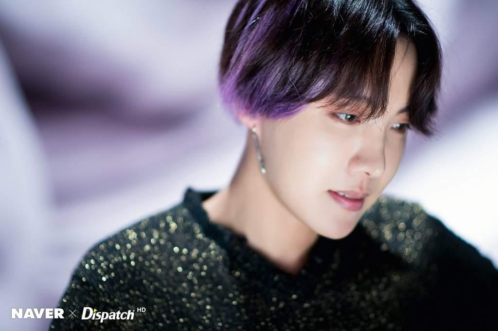 J Hope Naver X Dispatch Fake Love Armys Amino