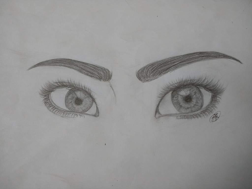 Como Eu Desenho Olhos Academia De Artes Amino