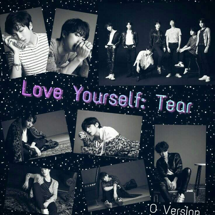 Bts Album Love Yourself Tear O Version Edited By Me
