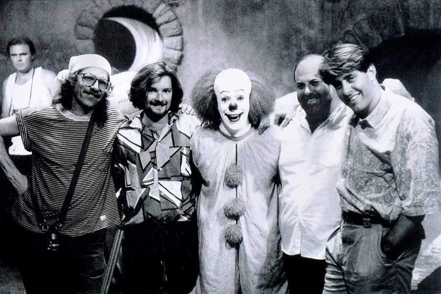 Behind the scenes of IT 1990 | Horror Amino