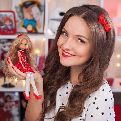 любимая кукла берсика что девушки кудрями