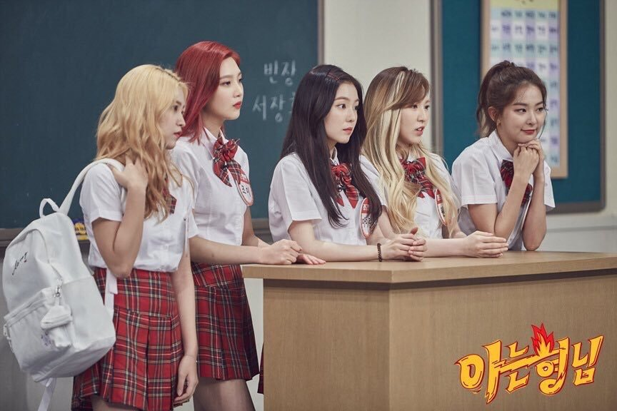 KNOWING BROTHERS EP 84 | Red Velvet Amino