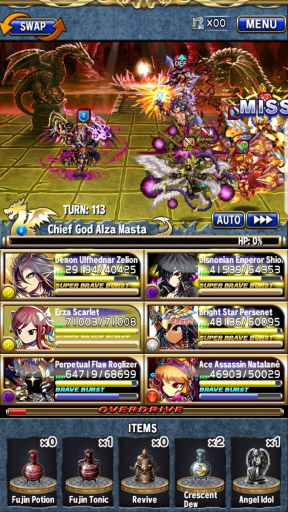 Brave frontier maxwell without matah