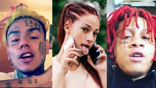6ix9ine says that it is worse than what he did even though he was apparently 18 and the girl was 13 and we all know that 6ix9ine did alot more than