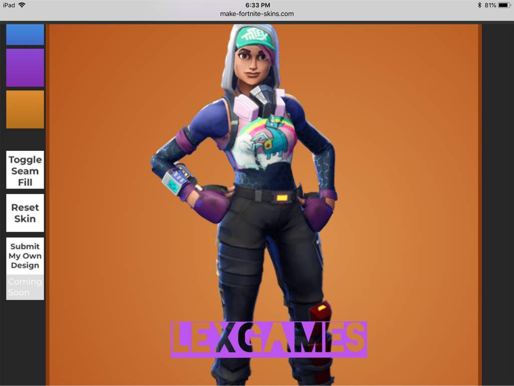 THE GAMES SKINS!!!   Fortnite: Battle Royale Armory Amino