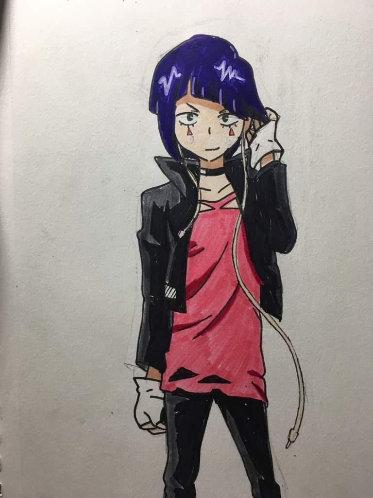Kyoka Jiro My Hero Academia Amino