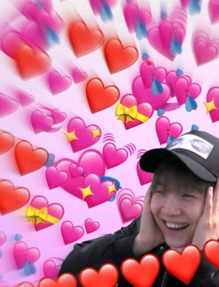 K Pop Kpop Heart Meme Bts