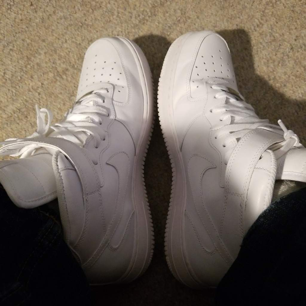 pretty nice 10e11 c24a6 Today's Kicks On Feet | Sneakerheads Amino