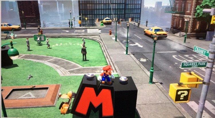 A Neat Super Mario Odyssey Glitch | Nintendo Switch! Amino