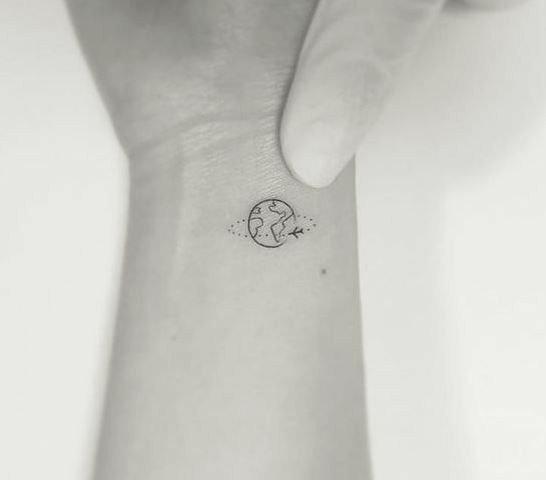 Tatuagem De Avião Tatuagem Amino