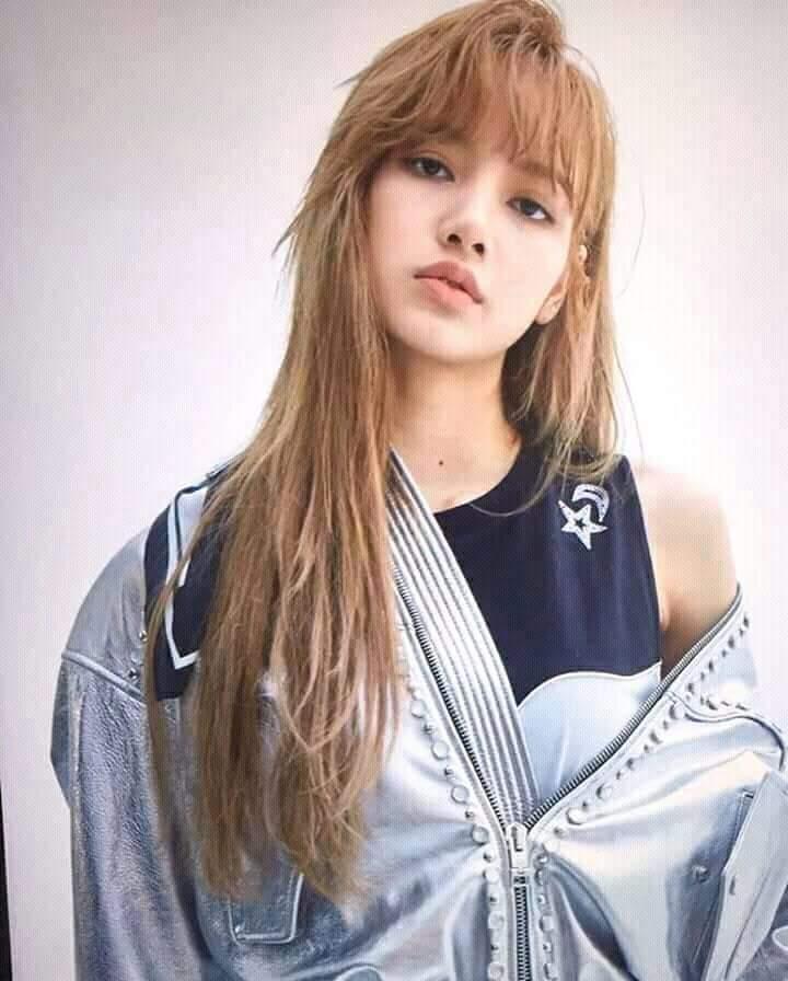 Lisas New Hair Color Lalisa Manoban Amino