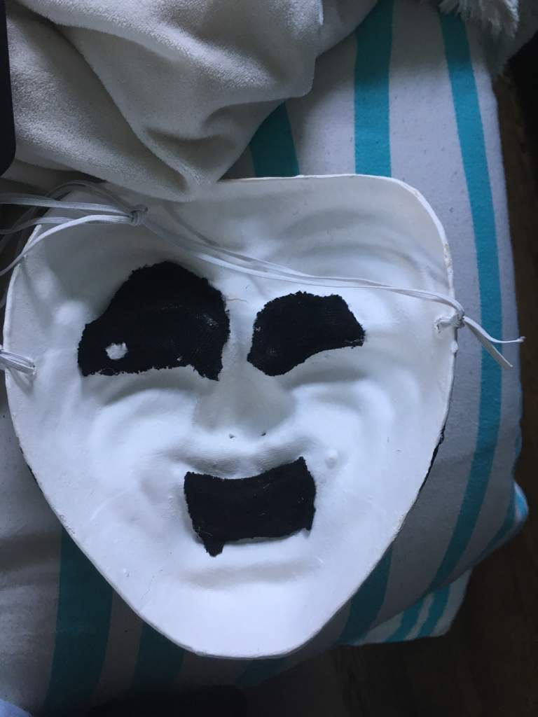 Finished Scp 035 Cosplay Scp Foundation Amino