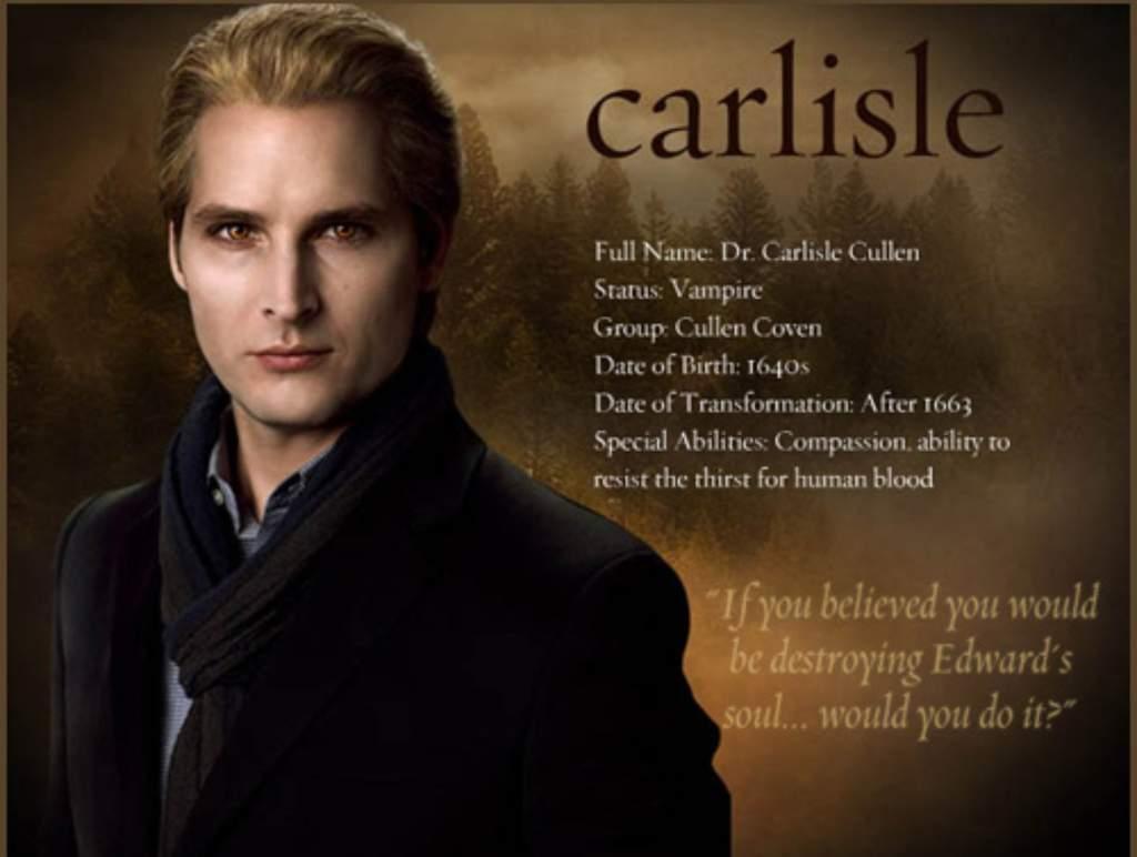 Dr  Carlisle Cullen | Wiki | The Twilight Saga Amino