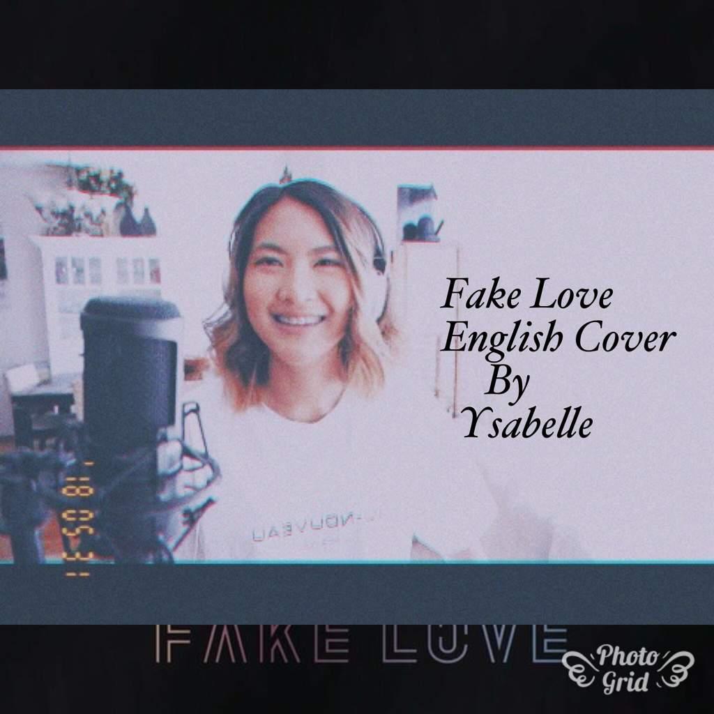 Fake Love(English cover by Ysabelle) | BTS ♡ BANGTAN BOYS