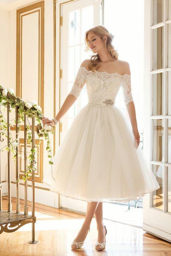 El vestido de boda mas lindo del mundo