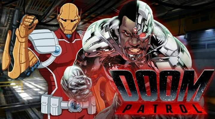 Cyborg Will Be In Doom Patrol Comics Amino