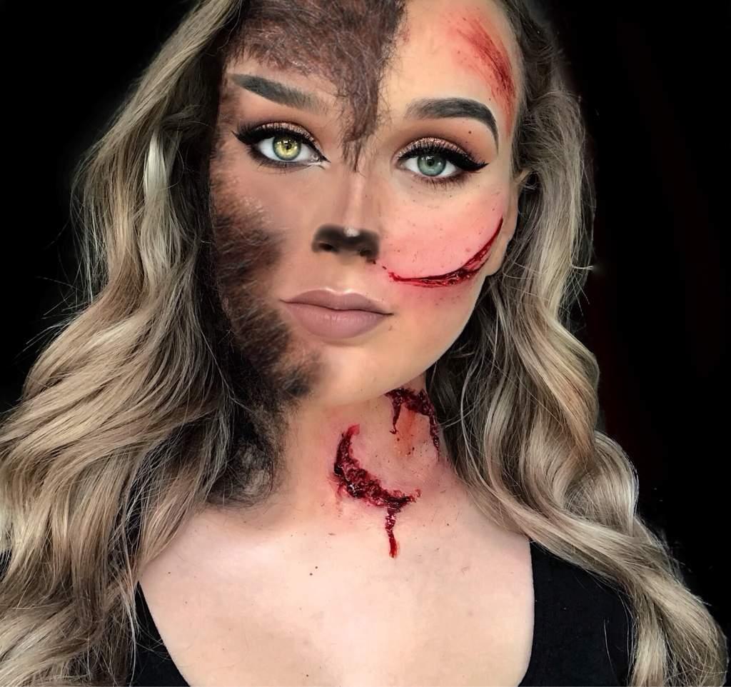 Werewolf Special Effects Makeup