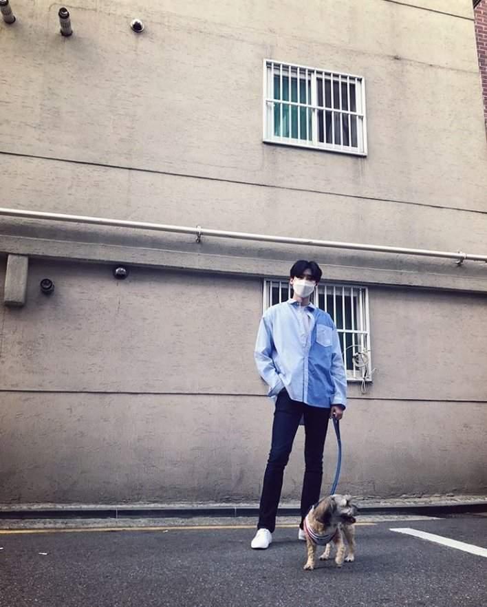 Lee Jongsuk: Instagram Update | While You Were Sleeping Kdrama Amino