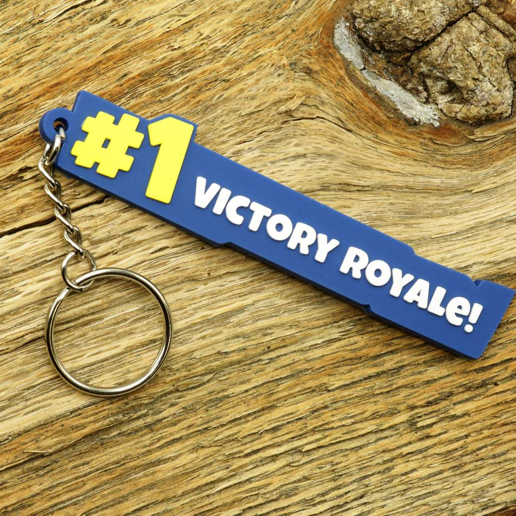 Victory Royale Keychain Fortnite Battle Royale Armory Amino