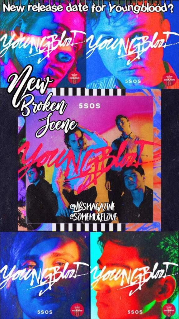 New Release Date for 5SOS3?! -NBSM | 5SOSFAM Amino