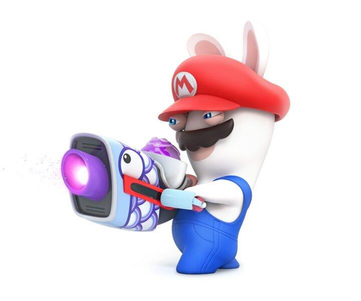 Mon Top Des Personnages De Mario Les Lapins Crétins Kingdom Battle