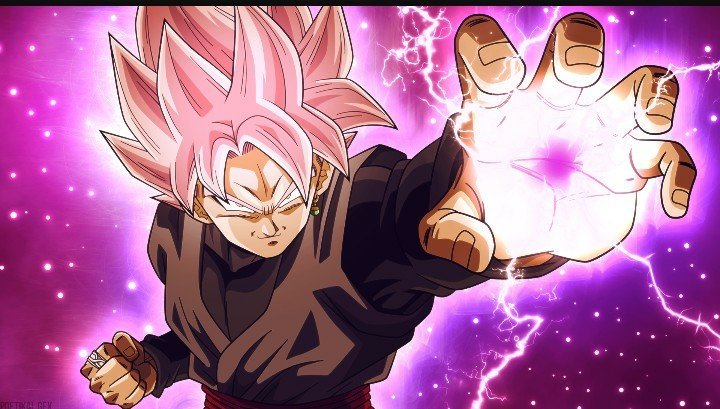 Black Goku Ssj Rose Wallpapers Dragon Ball Español Amino